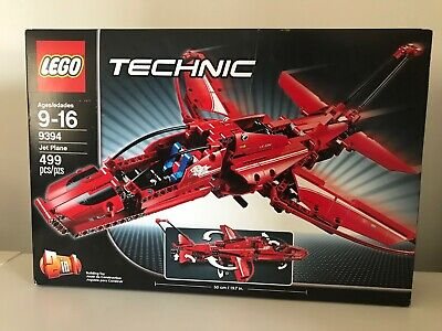 LEGO Technic Jet Plane (9394) - NEW IN BOX