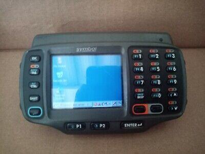 Symbol Motorola Wt4090-n2h1ger Wireless Wrist Mount Barcode Scanner Wearable Pda