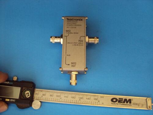 1p   tektronix 067-1232-00  50-ohm  power divider