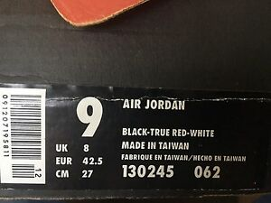 Air Jordan 11 XI OG 1995 Bred Carlton Melbourne City Preview