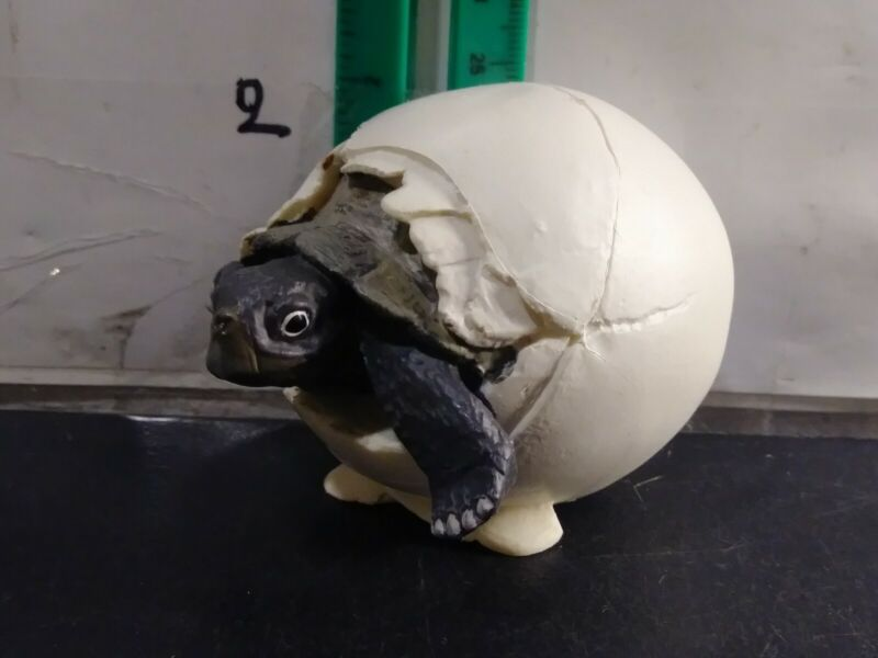 Safari Galapagos Tortoise Hatchling Figure