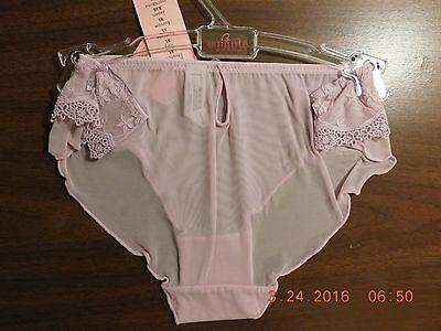 Affinitas Rosie Bikini Style 633 In Lavender Mist Msrp 25 00