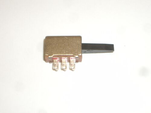 WORKMAN DMS REPLACEMENT MICROPHONE PTT SWITCH DPDT ON-ON 6PIN SLIDE