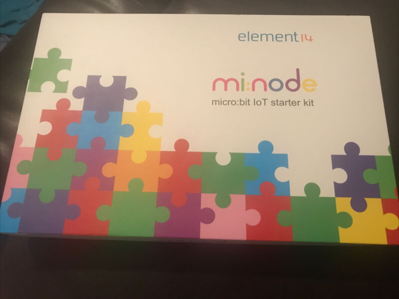 mi:node Development kit for micro:bit Element 14