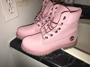 Timberland fille Brand new Rose bébé