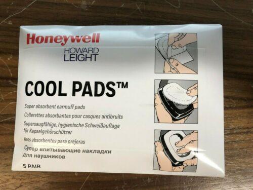 Honeywell Howard Leight Cool Pads - Super absorbent earmuff pads   1000365