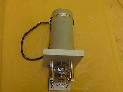 Cole-parmer 7553-30 Masterflex Pump With Peristalic Pump Head Used Working