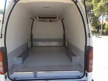 Refrigerated Toyota Hiace SLWB 2006 Manual, Log books, Ex Fleet!! Lidcombe Auburn Area Preview