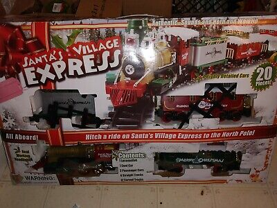 Santa's Village Express 20 Pc. Train Set