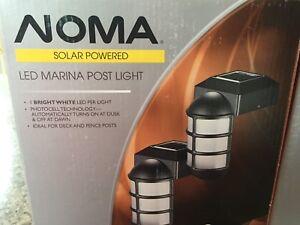 Solar lights for deck