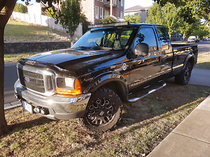 Ford f250 extra cab xlt Craigieburn Hume Area Preview