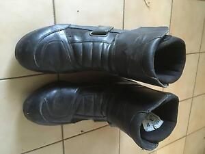 Motorcycle Boots Alpinestars size 11 Cheap Chipping Norton Liverpool Area Preview
