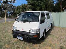 2010 Mitsubishi Express Van/Minivan Kingsley Joondalup Area Preview