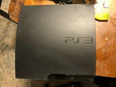Sony PlayStation 3 Slim - 160GB (FREE SHIPPING 📦📦) CECH-3001