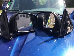 Dodge Ram 1500 side mirrors, will fit 2002-2009