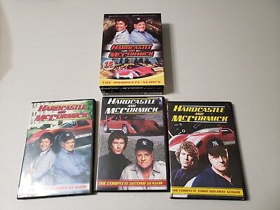 Hardcastle and McCormick: The Complete Series (DVD, 2008, 15-Disc Set)