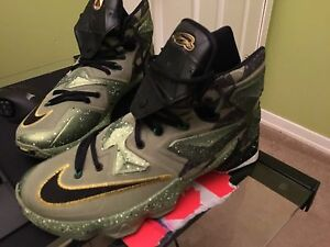 Lebron 13 all stars size 10