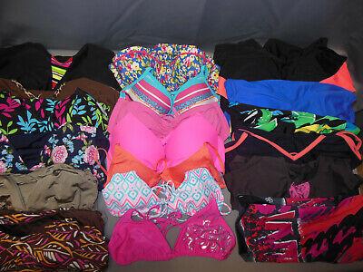 Damen Badeanzug Baden (Damen Bademoden Badeanzug Tankini Bikini Schwimmsport Baden Strand Pool Urlaub)