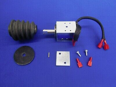 Usa 24 More Pull Heavy Duty Low Idle Solenoid Kit Fits Lincoln Sa 200