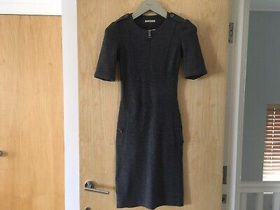 Burberry Brit Grey Dress Size UK 8