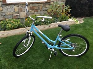 Suede by Giant cruiser style women's bike