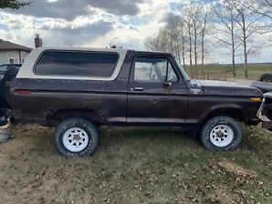 1979 ford bronco 460