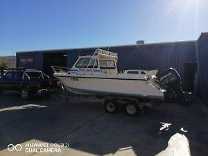 20ft kingcraft boat make an offer