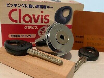 Clavis Q18 **Hard to Find!!** with Keycard- high security lock locksport