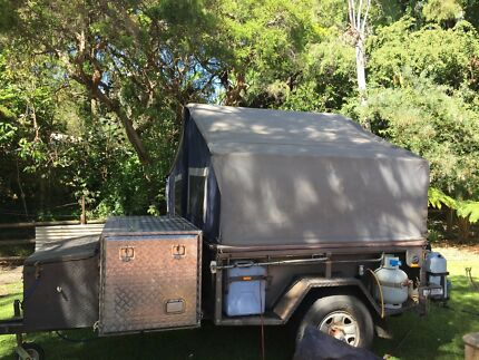 2012 Custom Made Camper Trailer Busselton Busselton Area Preview