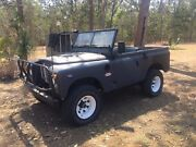 1976 Series 3 SWB Land Rover 4x4 Jimboomba Logan Area Preview