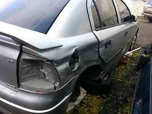 2004 holden astra auto sedan silver wrecking or complete Thomastown Whittlesea Area Preview