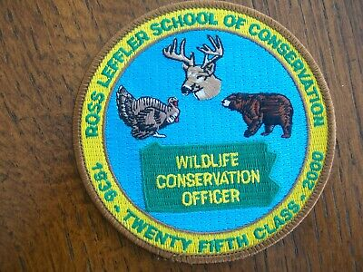 Details about  /Pa Pennsylvania Game Fish Commission Waterfowl Heritage 2019 Canada Geese Patch