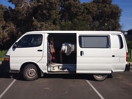 1996 Toyota Hiace LWB Van Dunsborough Busselton Area Preview