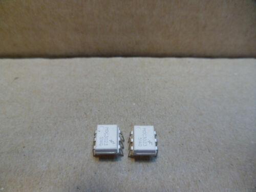 2 x MOC3023 OPTOTRIAC 400v 0,1a