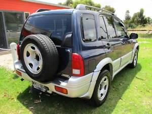1998 Suzuki Grand Vitara Auto SUV