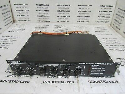 Beckwith Electric Generator Control Unit M-0194 9745 Used