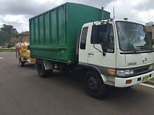 Hino truck and mulsher both very clean Guildford Parramatta Area Preview