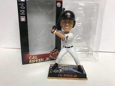 Ripken Jr Hall Of Fame - Cal Ripken Jr Baltimore Orioles HALL of FAME Legend Limited Edition Bobblehead