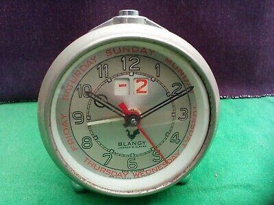 vintage Brevete Blangy Alarm Clock