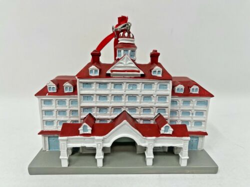 Disney Parks Grand Floridian Beach Resort and Spa Christmas Ornament 2021 DVC