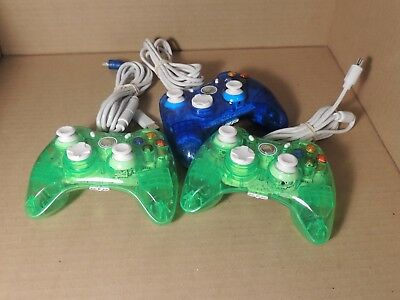 LOT OF 3 PDP Rock Candy Wired Controller for Xbox 360 AS IS, used for sale  Calgary