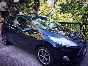 Ford Fiesta Zetec 2009 Toowong Brisbane North West Preview