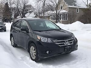 2013 HONDA CRV EX-L *ACCIDENT FREE* NEW SAFETY * POWER SEATS*