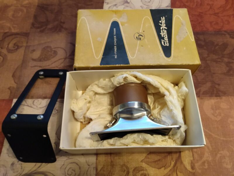 Electro Voice EV T35Tweeter Speaker Driver and Horn T-35 Chrome