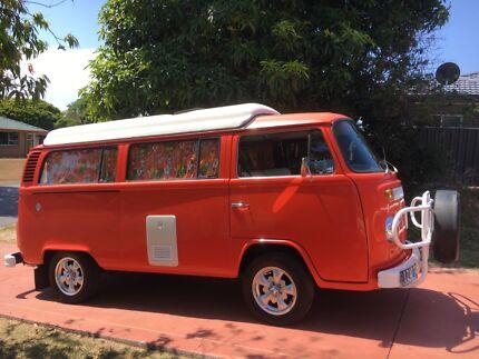 db98ee1172 1974 Volkswagen Kombi Van Minivan