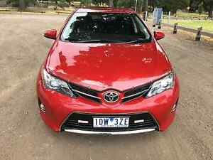 Toyota Corolla Ascent Sport 2014 Hatchback Geelong Geelong City Preview