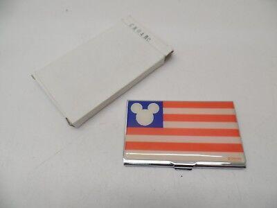 Acme Studios Disney Card Holder -- Mickeyamerican Flag