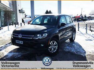 2012 Volkswagen Tiguan TRENDLINE 4MOTION   ÉQUIPEMENT COMPLET