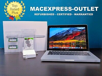 APPLE MACBOOK PRO 13 / 3.1GHz i5 / 16GB RAM / 1TB STORAGE / OS-2017 / WARRANTY