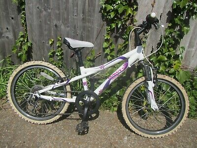 "Dawes Redtail Girls Aluminium Mountain Bike - 20"" Tyres"